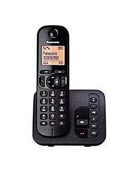 Panasonic Single DECT Cordless Phone