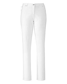 Petite Coloured Slim Leg Jeans