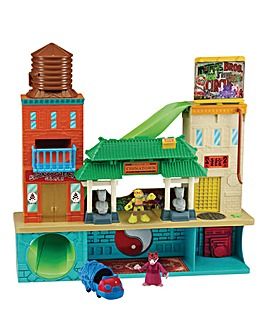 TMNT Half-Shell Heroes Super Sewer HQ