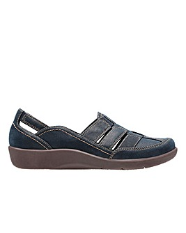 Clarks Sillian Stork D Fitting