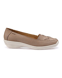 Hotter Havana Slip On Shoe
