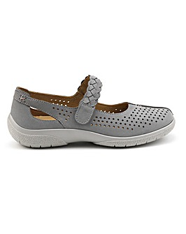 Hotter Quake EEE Fit Shoe