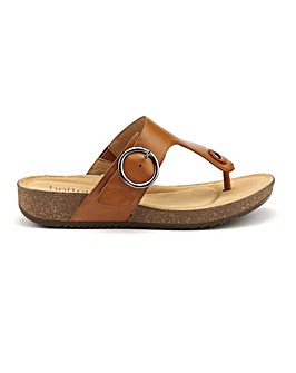 Hotter Resort Toe Post Sandal