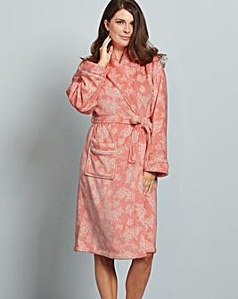 Pretty Secrets Luxury Fleece Gown