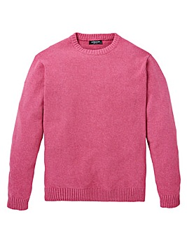 Capsule Crew Neck Jumper Long