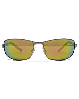 FCUK Metal Wrap Sunglasses