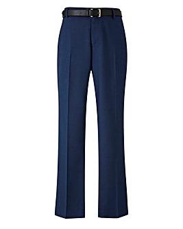 Black Label Slim Belted Trouser 31 inch