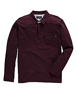 Peter Werth Long Sleeve Polo