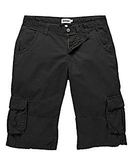 Jacamo Blanco Black 3/4 Pant