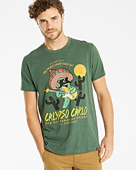 Joe Browns Calypso Carl T-Shirt Reg