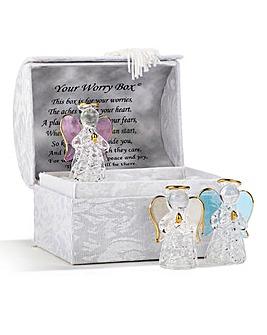 Angel Worry Box