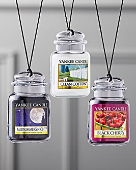 Yankee Candle Ultimate Car Fragrance Set