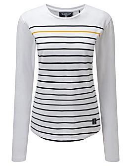 Tog24 Fleur Womens Deluxe T-Shirt