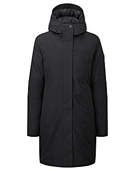 Tog24 Luxe Ladies Miltx/dwn Jacket