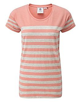 Tog24 Shea Stripe Womens T-Shirt