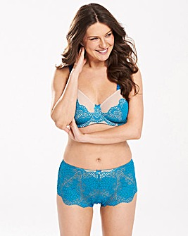 2 Pack Giselle Full Cup Navy/Teal Bras