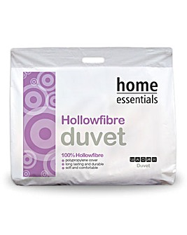Hollowfibre Duvet 10.5 Tog