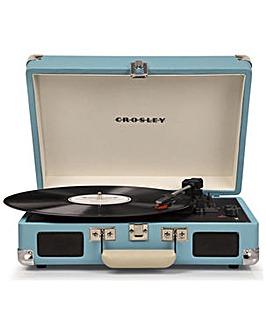 Crosley Cruiser Turntable - Turquoise