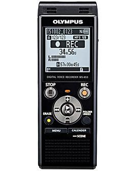 Olympus WS-853 8GB Dictation Machine