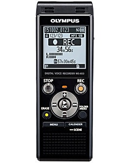 Olympus WS-853 8GB Dictation Machine