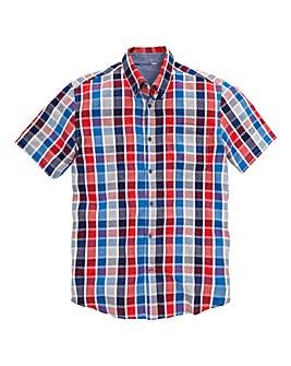 Williams & Brown Tall Check Shirt