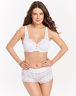 2 Pack Lottie Lace Black/White Bras
