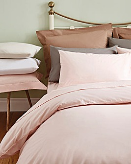 250TC Cotton Poplin Duvet Cover Set