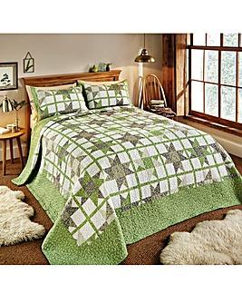 Prairie Bedspread Set