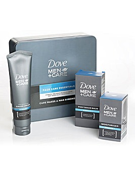Dove Men Skin Care 3 Piece Tin Set