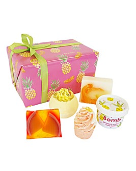 Bomb Cosmetics Totally Tropical Set