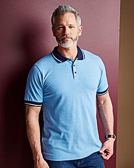 WILLIAMS & BROWN Polo Shirt Long