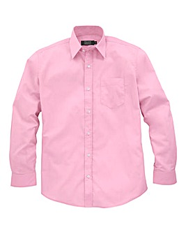 W&B London Pink L/S Formal Shirt L