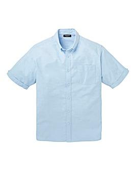 Capsule Blue S/S Oxford Shirt R