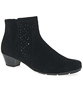 Gabor Brady Womens Casual Ankle Boots