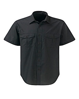 Premier Man Black Pilot Shirt R