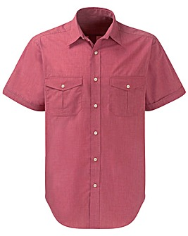 Premier Man Berry Pilot Shirt R