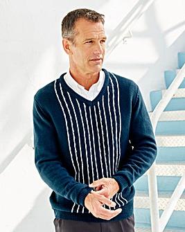 Premier Man V Neck Sweater