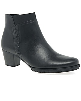 Gabor Ribbert Womens Ankle Boots