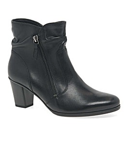 Gabor Ellie Womens Modern Ankle Boots