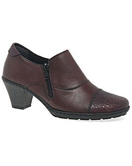 Rieker Tease Womens High Cut Court Shoes
