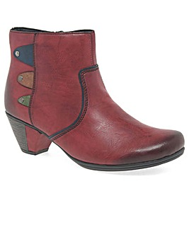 Rieker Sign Womens Casual Ankle Boots
