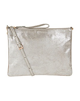 Accessorize Claudia Leather Xbody Bag