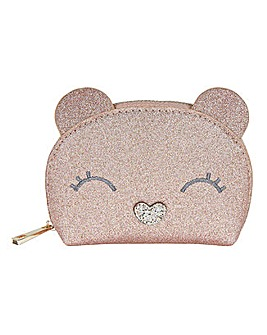 Accessorize Gracie Bear Purse