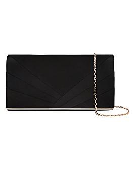 Accessorize Kate Satin Foldover Bag