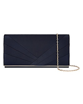 Accessorize Kate Satin Foldover Bag