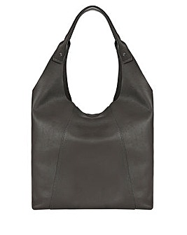Accessorize Chloe Leather Hobo Bag