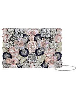 Accessorize Alanis Floral Ziptop Bag