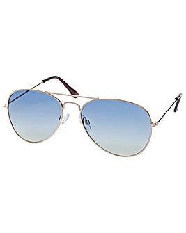 Accessorize Olivia Ocean Revo Sunglasses