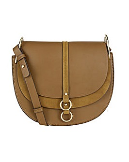 Accessorize Mia Saddle Bag
