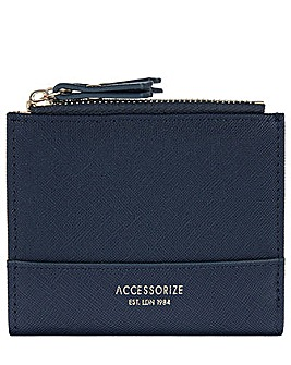 Accessorize Bella Double Zip Wallet